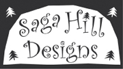 Saga Hill Designs retail logo