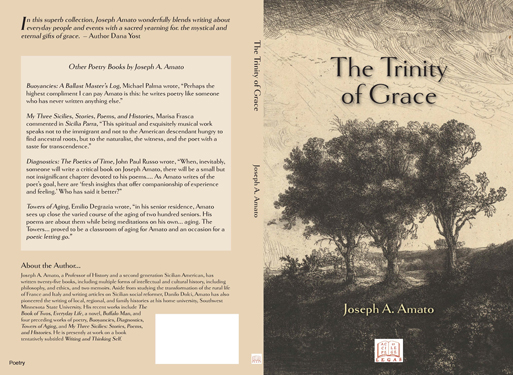 "Image of ""The Trinity of Grace"" cover spread"